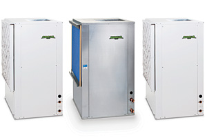 GeoStar commercial water-source units