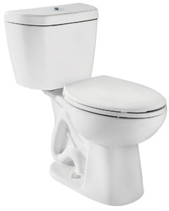Niagara Conservation dual-flush toilet