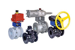 American Valve ball valve