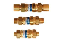 Caleffi flow-balancing valve