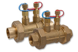 NIBCO flanged ball valve