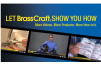 New videos feature common plumbing installations and BrassCraft products.