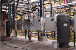 Fire-suppression system
