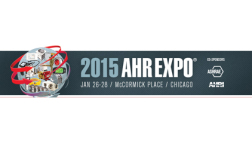 The AHR Expo will be held from Jan. 26-18, 2015, in Chicago.
