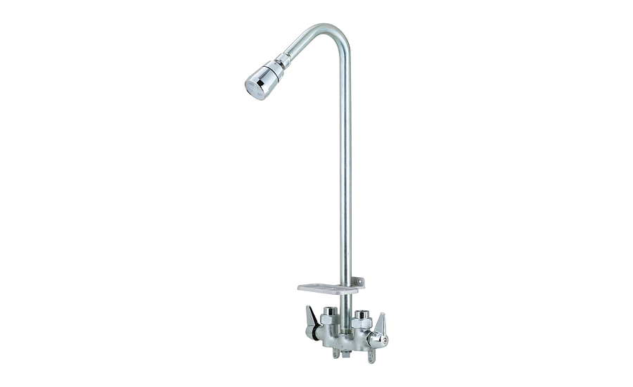 Utility shower faucet from Matco-Norca   2015-08-11   PM Engineer
