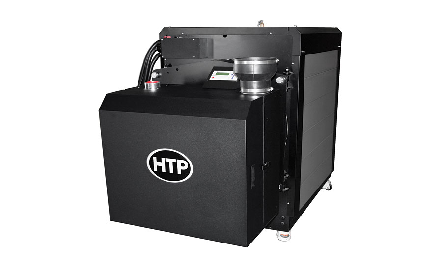 Commercial condensing boiler from HTP