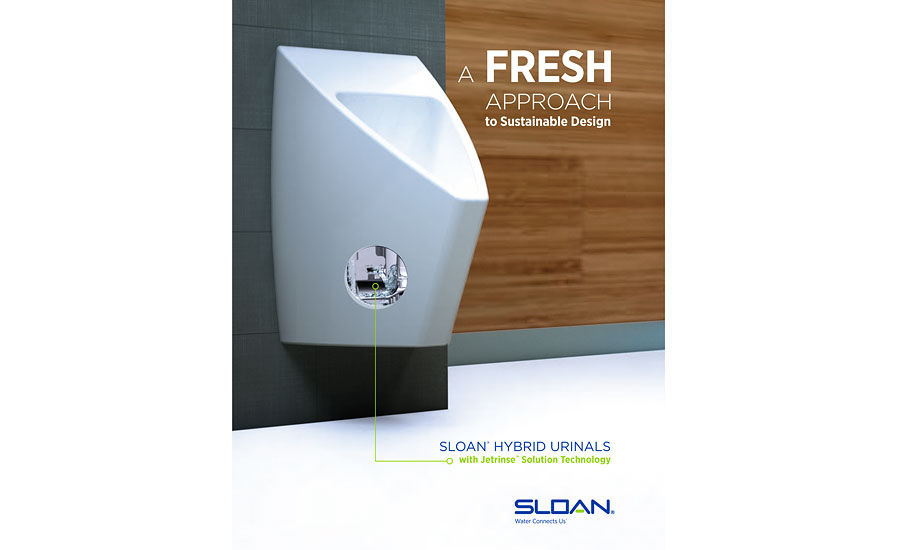 Hybrid urinals guidebook from Sloan Valve