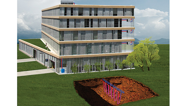 Tech Topic  Create The Perfect Commercial Geothermal Hvac System