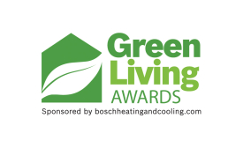 Bosch Green Living Award logo