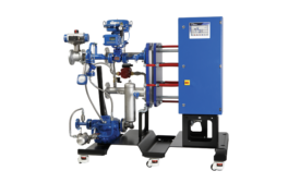Energy-efficient heat exchanger from Spirax Sarco