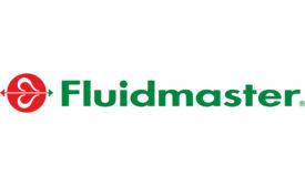 Plumbing products manufacturer Fluidmaster logo