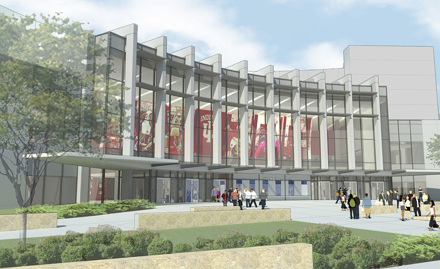 Assembly Hall Rendering