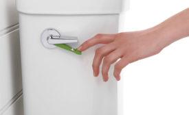 Kohler dual-flush toilet line