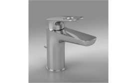 TOTO's Oberon faucet designs