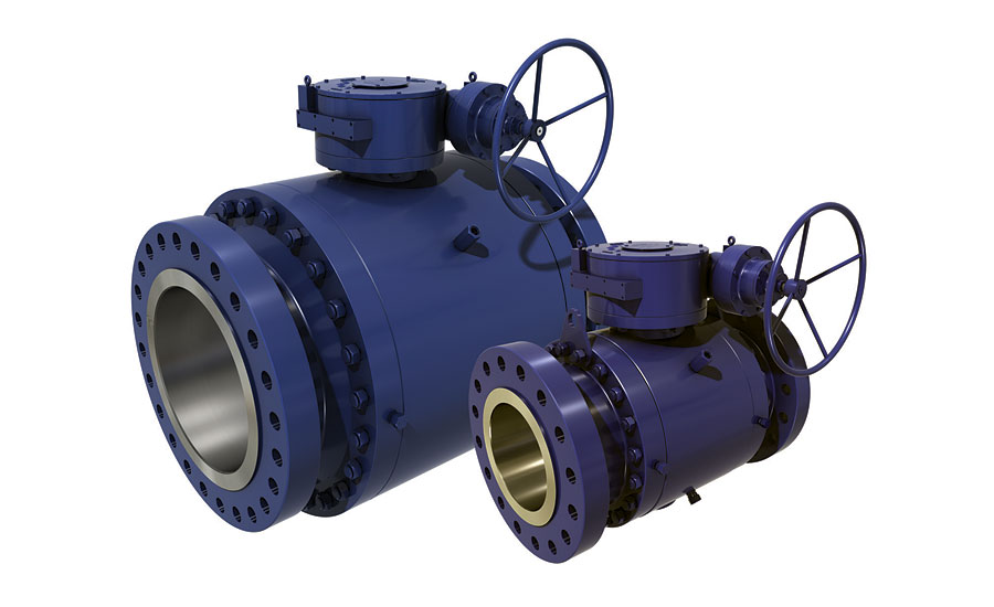 Ball valves from Wolsely Industrial
