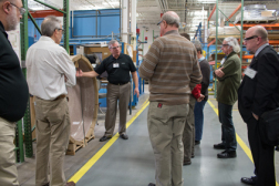 Bradley Corp. hosted the Milwaukee-based Water Council