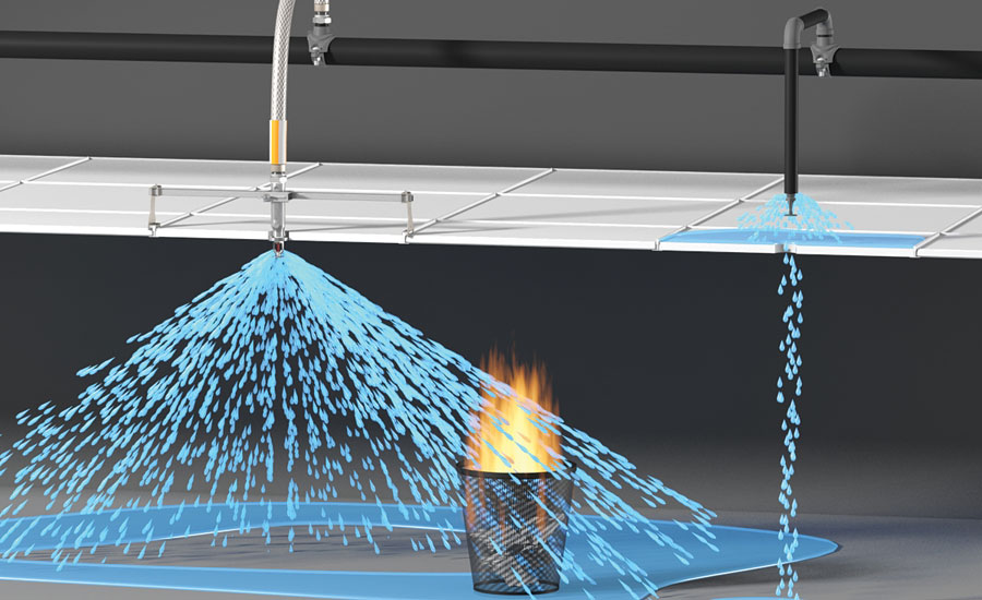 Flexible Sprinkler Systems Becoming More Commonplace
