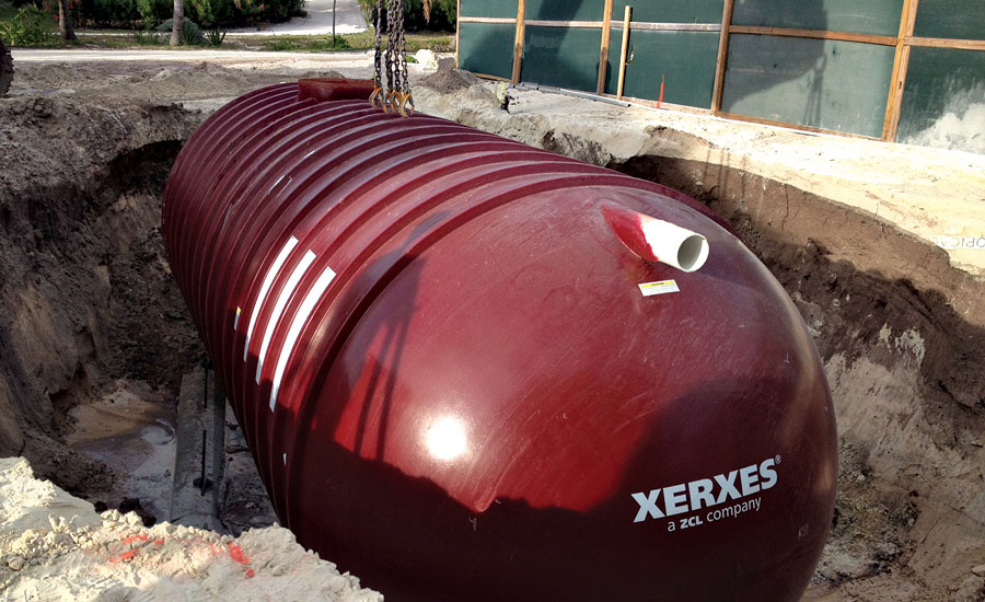 Fiberglass storage tanks & Versatility of fiberglass tanks make them ideal for commercial fire ...
