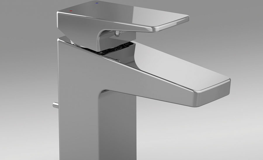 Modern faucet line from TOTO