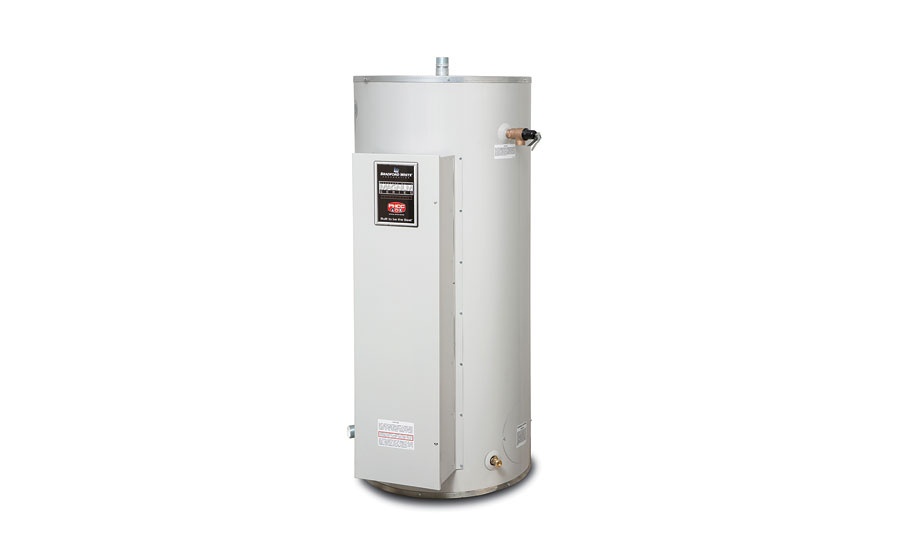 Commercial electric water heater from Bradford White