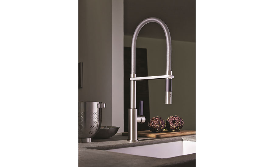 Culinary faucet from California Faucets