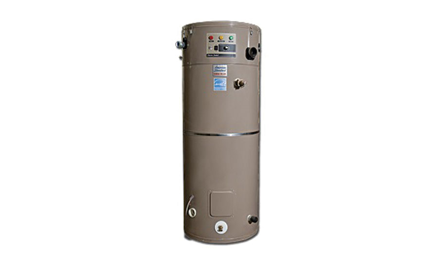 Energy Star-certified water heater