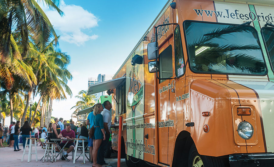 A growing appetite for mobile food truck safety