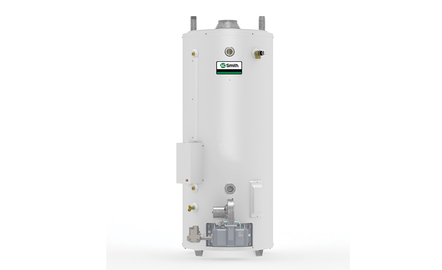 Gas water heater from A. O. Smith