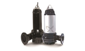 Hydraulic pump from Grundfos