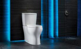 Single-flush high-efficiency toilet from Niagara
