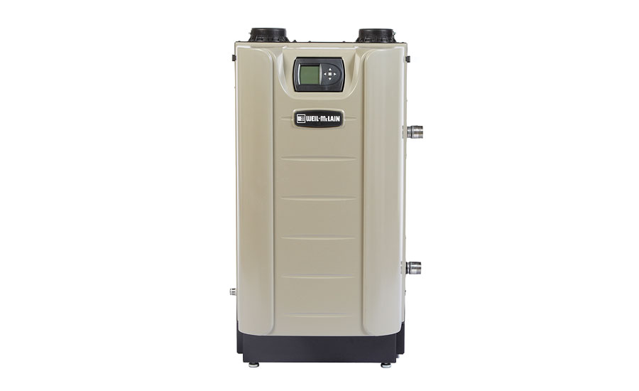 High-efficiency condensing boiler from Weil-McLain