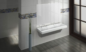 All-in-one sink technology from Bradley Corp.