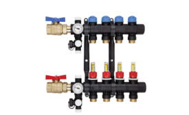 Corrosion-resistant manifold from MrPEX