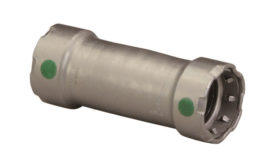 No-stop couplings from Viega