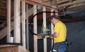OmegaFlex: CSST; plumbing engineer, tubing