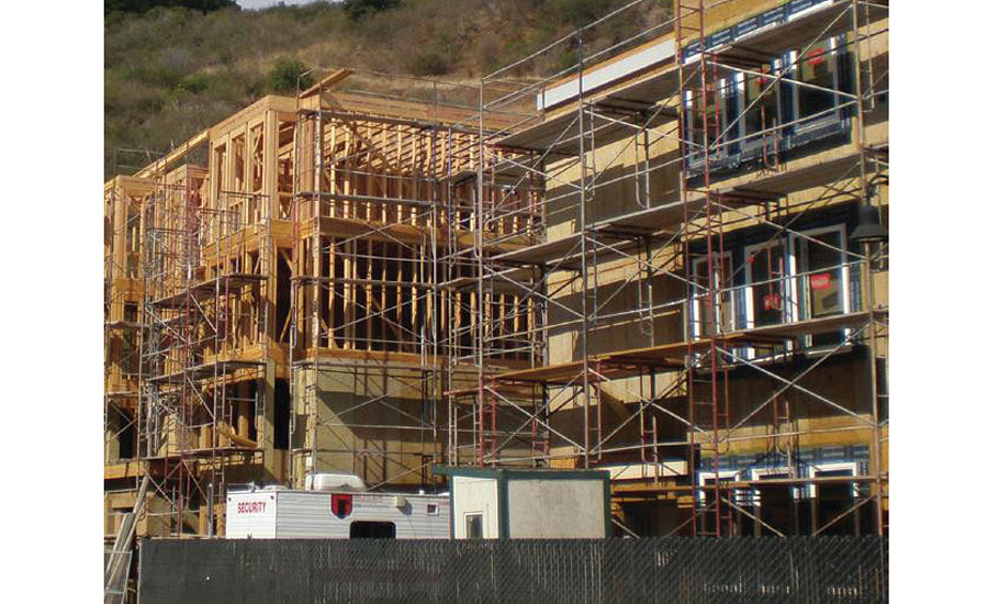 The 198-unit Candlestick Heights project in San Francisco; plumbing engineer, tubing