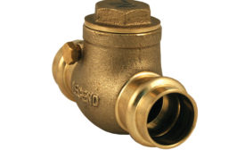 Press swing check valve from Legend Valve