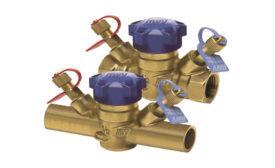 Balancing valves from Red White Valve