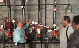 Fire sprinkler training; engineer, NFPA, International Code Council