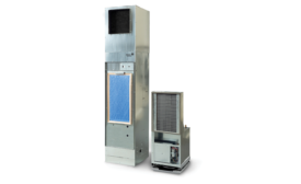 Vertical stacked water-source heat pump from Johnson Controls
