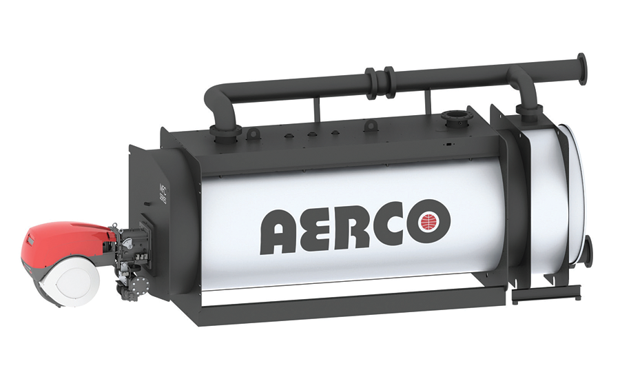Condensing hydronic boiler from AERCO