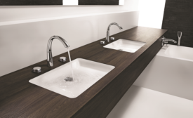 Bath faucet collection from KWC