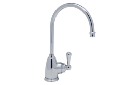 Filtered hot-water faucets from ROHL