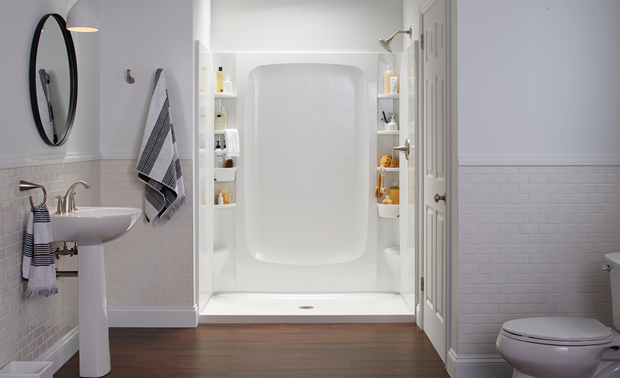 Shower system from Sterling