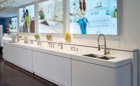 American Standard; faucets, Delta Faucet