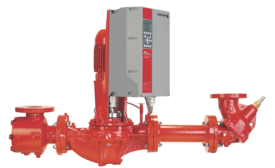 Design envelope pumps from Armstrong Fluid Technology; energy efficient