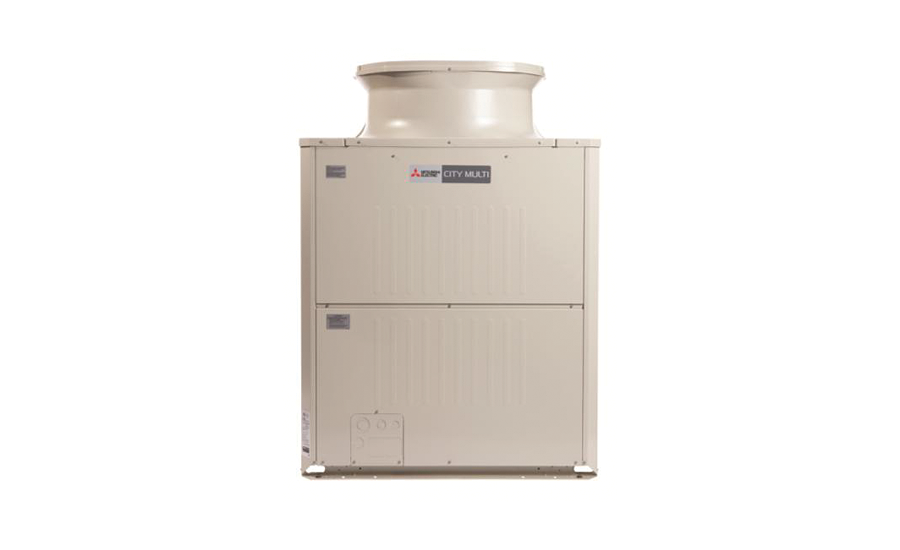 Air-source outdoor unit from Mitsubishi Electric