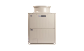 Air-source outdoor unit from Mitsubishi Electric; HVAC