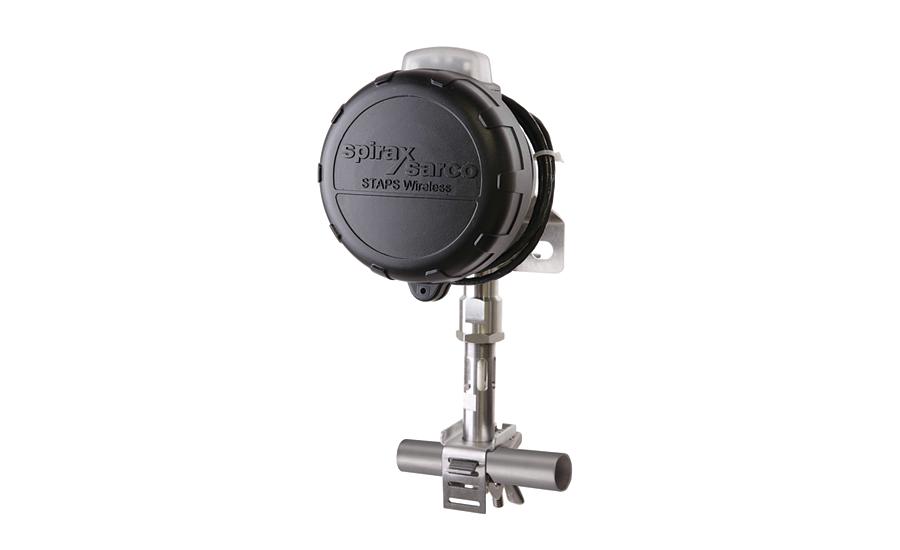 Wireless steam trap monitor from Spirax Sarco | 2016-01-28
