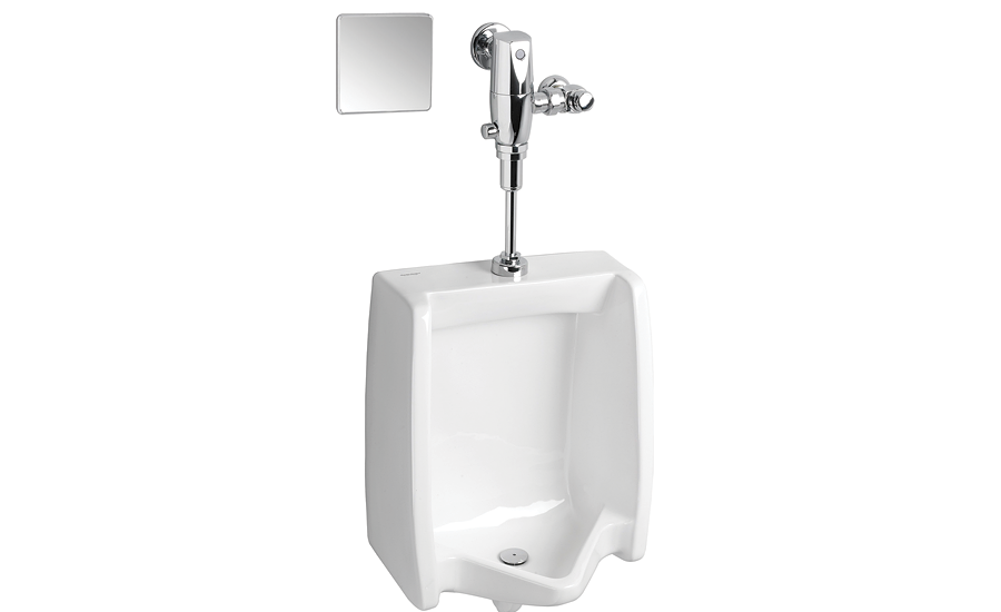 Urinal flush valves from American Standard